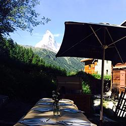 Turbina Zermatt BBQ