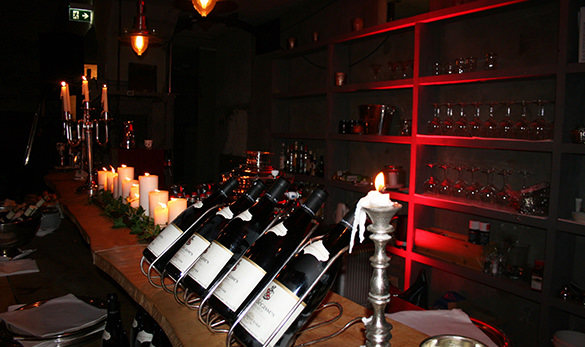 Turbina Zermatt Private Dining